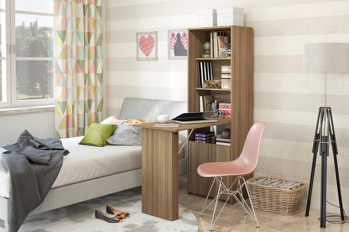 5 ideias inovadoras para quartos pequenos